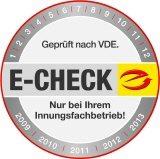 E-CHECK und DGUV Vorschrift 3 Experten der Isoblock Schaltanlagen prüfen Ihre Ortsunveränderlichen Anlagen