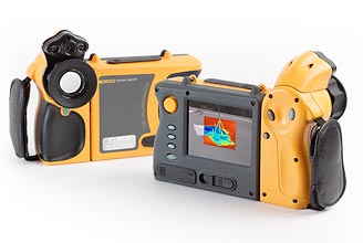 Wärmebildkameras Isoblock TiR-Serie mit IR-Fusion-Technologie