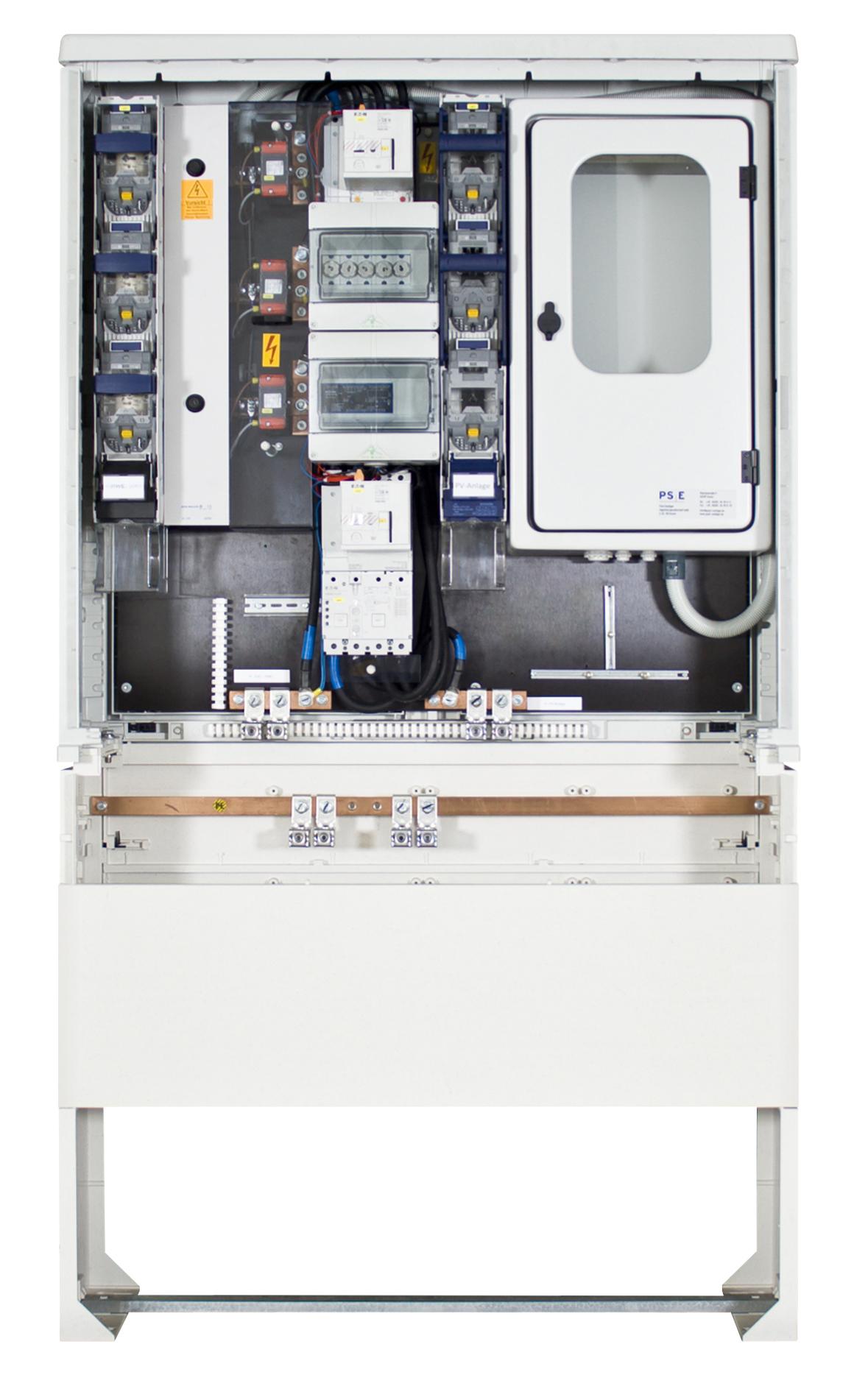Isoblock Wandlermessung mit NA Schutz nach VDE AR 4105 EIgensicher VNB: Westnetz oder RWE