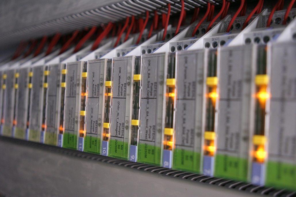 MSR-Technik-Siemens-Regler-2 der Isoblock Schaltanlagen