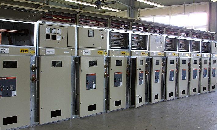 Mittelspannungsanlage Isobock Schaltanlagen SSP IEC 62271-200 2 Osnabvrück