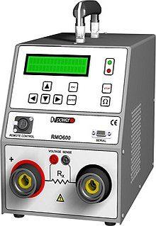 RMO600 Microohmmeter der Firma Isoblock Schaltanlagen