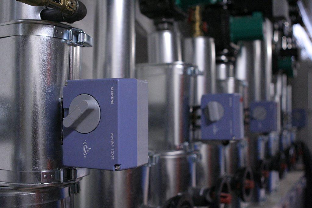 Siemens Regler Isoblock Schaltanlagen