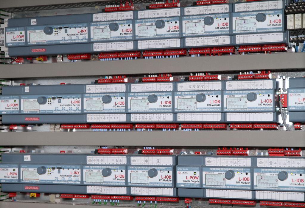 Loytec MSR Technik-Module Isoblock Schaltanlagen