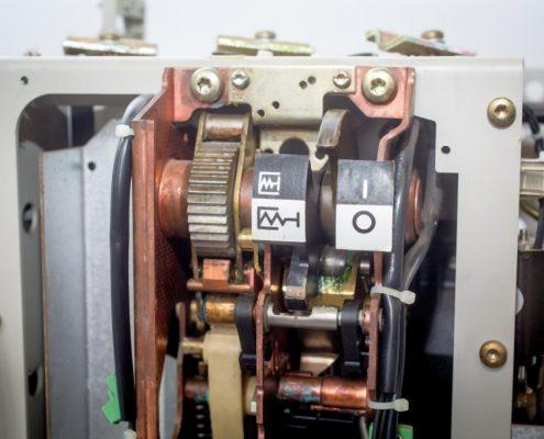 LS Schalter, Niederspannungs-Leistungsschalter