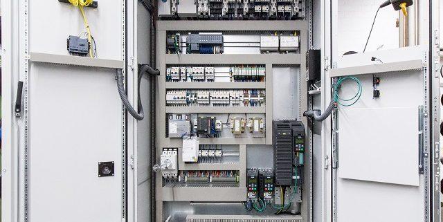 Steuertechnik für Klimatisierung und Lufttechnische Anlagen.