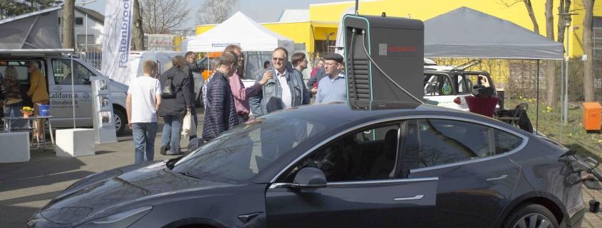 Isoblock auf der Energiemesse Osnabrück vom 31.-31.3.2019 an der DBU