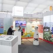 Innovative Ladetechnik wie der Hypercharger war nur eines von mehreren Themen von Isoblock, die auf der Fachmesse HUSUM Wind 2021 elektrisierten!